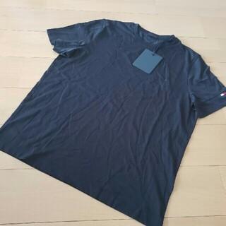 モンクレール(MONCLER)の2021SS 新作 モンクレール ロゴTシャツ(Tシャツ/カットソー(半袖/袖なし))