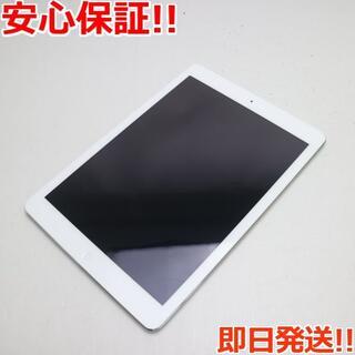 アップル(Apple)の新品同様 iPad Air Wi-Fi 64GB シルバー (タブレット)
