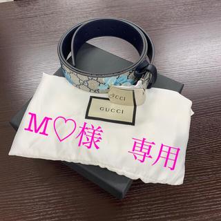 グッチ(Gucci)のGUCCI blooms belt(ベルト)