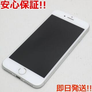 アイフォーン(iPhone)の良品中古 SOFTBANK iPhone7 32GB シルバー (スマートフォン本体)