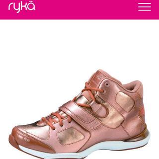 ライカ(RAIKA)の【未使用品】ライカシューズ Ryka 24.0㎝ ローズダスト(ダンス/バレエ)