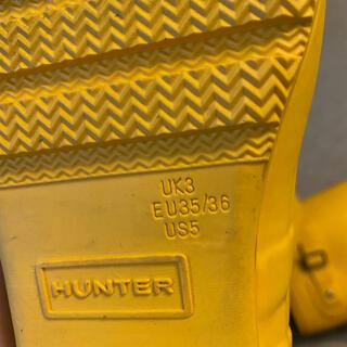 ハンター(HUNTER)のHAM様専用HUNTER36(レインブーツ/長靴)
