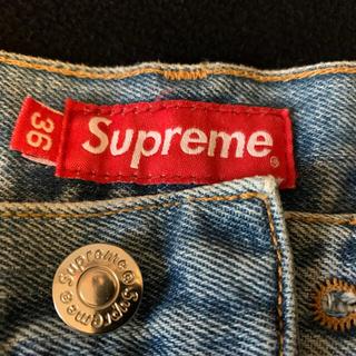 Supreme - Supreme Stone Washed Slim Jean サイズ36インチ