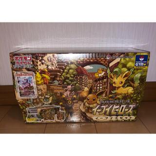 イーブイヒーローズ イーブイズセット 1BOX(Box/デッキ/パック)