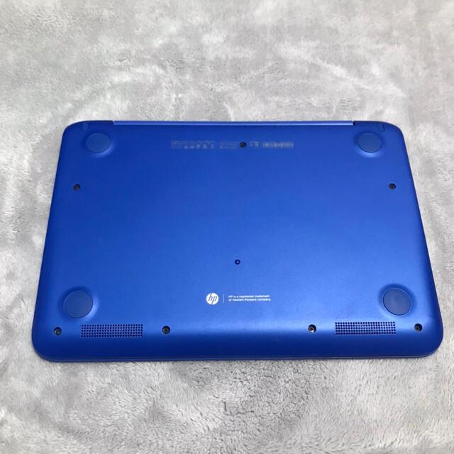 HP(ヒューレットパッカード)のHP ノートPC TPN-Q154 スマホ/家電/カメラのPC/タブレット(ノートPC)の商品写真