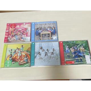 ノギザカフォーティーシックス(乃木坂46)の乃木坂46☆CDまとめ売り(ポップス/ロック(邦楽))