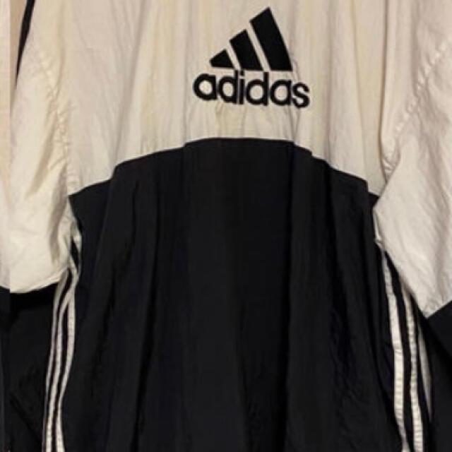 adidas(アディダス)の常田大希着用 adidasナイロンジャケット レア品 メンズのジャケット/アウター(ナイロンジャケット)の商品写真