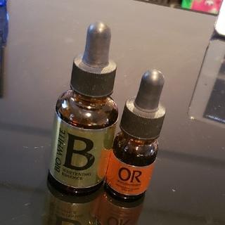 エビスケショウヒン(EBiS(エビス化粧品))のEBiS ビーホワイト オラージュマンダリン(美容液)