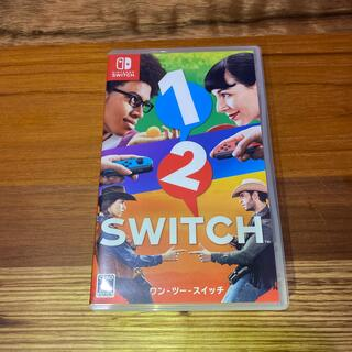 Nintendo Switch - 1-2-Switch(ワンツースイッチ) Switch