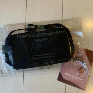 Herve Chapelier - エルベシャプリエ ノワール ショルダーバッグ 2884N