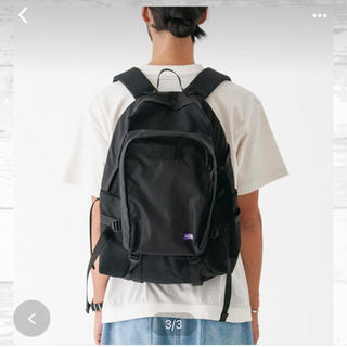 THE NORTH FACE - THE NORTH FACE PURPLE LABEL Day Pack