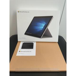 Microsoft - 未使用品 Surface Go 10インチ 新品タイプカバー付き