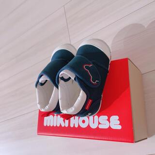 mikihouse - ミキハウスファーストシューズ12cm