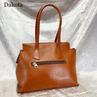 ダコタ(Dakota)のDakota ダコタ ハンドバッグ レザー ブラウン レディース フォーマル(ハンドバッグ)