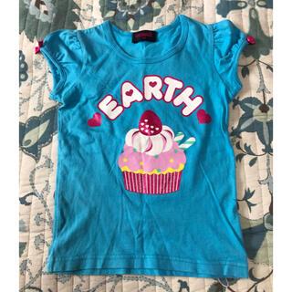 EARTHMAGIC - 早い者勝ち‼️アースマジック  Tシャツ 120