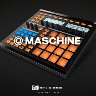 Maschine Mk1(MIDIコントローラー)
