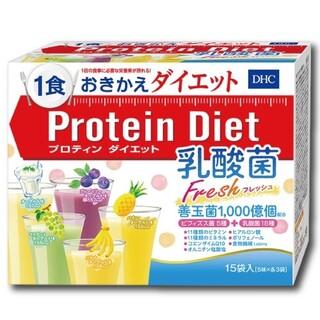 DHC - DHC プロテインダイエット 乳酸菌フレッシュ 10食