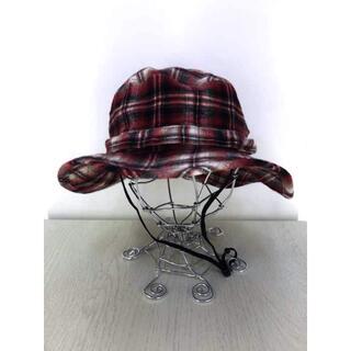 コロンビア(Columbia)のColumbia(コロンビア) チェック柄サファリハット メンズ 帽子 ハット(ハット)