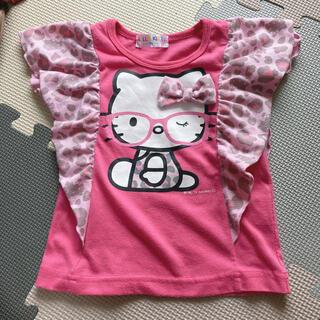サンリオ(サンリオ)のキティーちゃん HELLO KITTY Tシャツ 90(Tシャツ/カットソー)