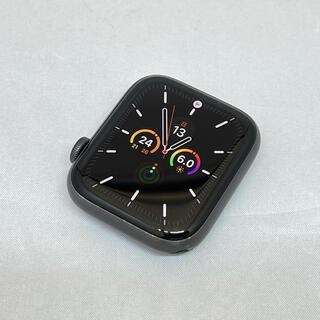 Apple Watch - Apple Watch Series 5 44mm セルラーモデル グレー