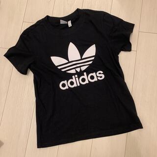 アディダス(adidas)の《adidas》Tシャツ  Sサイズ(Tシャツ/カットソー(半袖/袖なし))