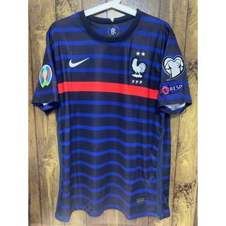 サッカーユニフォーム フランス代表 EURO2020 2021最新 未使用品