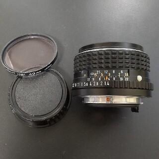 ペンタックス(PENTAX)のSMC PENTAX M 50mm f/1.4(レンズ(単焦点))