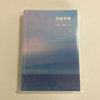 防弾少年団(BTS) - BTS the notes 1 花様年華 本 特典ノート付き