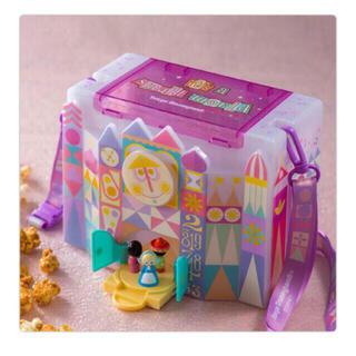 Disney - イッツアスモールワールド スモワ ポップコーンバケット