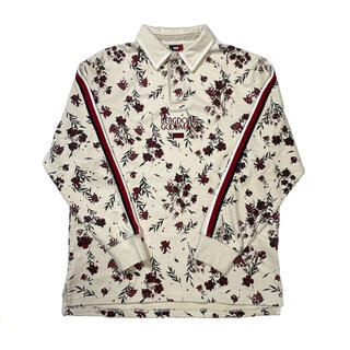 Kith Bergdorf Goodman Floral Rugby Shirt
