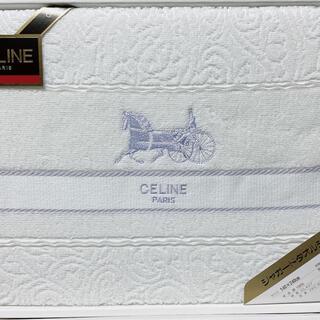celine - CELINE セリーヌ タオルシーツ 2組