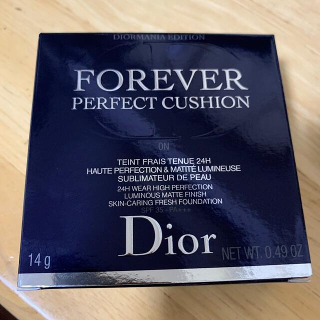 Dior(ディオール)のディオールスキン フォーエヴァー クッション コスメ/美容のベースメイク/化粧品(ファンデーション)の商品写真