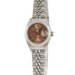 ROLEX - ロレックス  デイトジャスト 79174 自動巻き レディース 腕時計