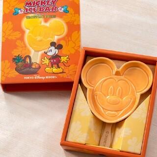 Disney - ディズニー スーベニア ミッキープレート スプーン アイスキャンディー柄