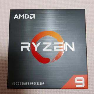 AMD Ryzen 9 5900X 国内正規品 box