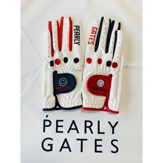 PEARLY GATES - パーリーゲイツゴルフグローブ レディース