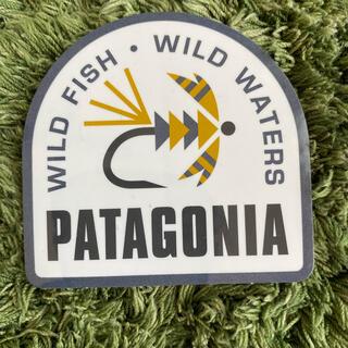 パタゴニア(patagonia)のパタゴニア 新作ステッカー(登山用品)