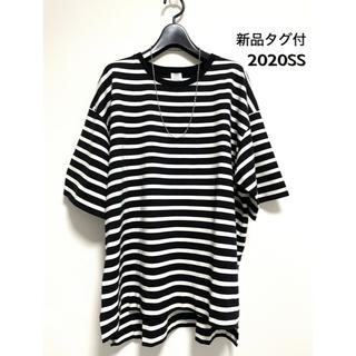 IENA - 新品タグ付【2020SS】IENA スリットTシャツ ボーダー