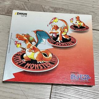 ポケモン(ポケモン)のゲームボーイ「ポケモン」のサウンドがまるごと入って,遊べるCD(ゲーム音楽)
