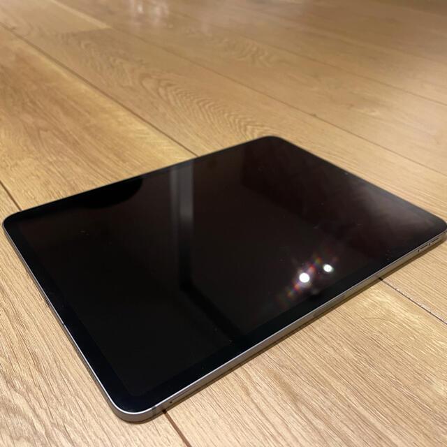 Apple(アップル)の今週中まで【美品】iPad Pro 11インチ 第2世代セルラーモデル128GB スマホ/家電/カメラのPC/タブレット(タブレット)の商品写真