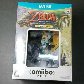 ウィーユー(Wii U)のゼルダの伝説 トワイライトプリンセスHD SPECIAL EDITION Wii(家庭用ゲームソフト)
