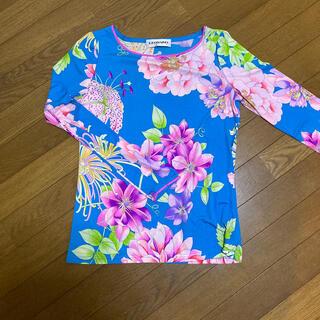 LEONARD - LEONARD paris  カットソー 長袖Tシャツ