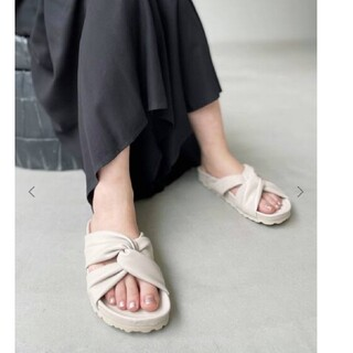 L'Appartement DEUXIEME CLASSE - アパルトモン★PLAKTONプラクトンComfort..Sandal