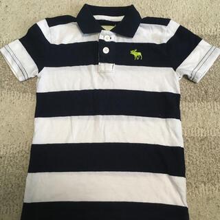 アバクロンビーアンドフィッチ(Abercrombie&Fitch)のAbercrombie kids 半袖ポロシャツ⭐︎100㎝〜110㎝ (Tシャツ/カットソー)