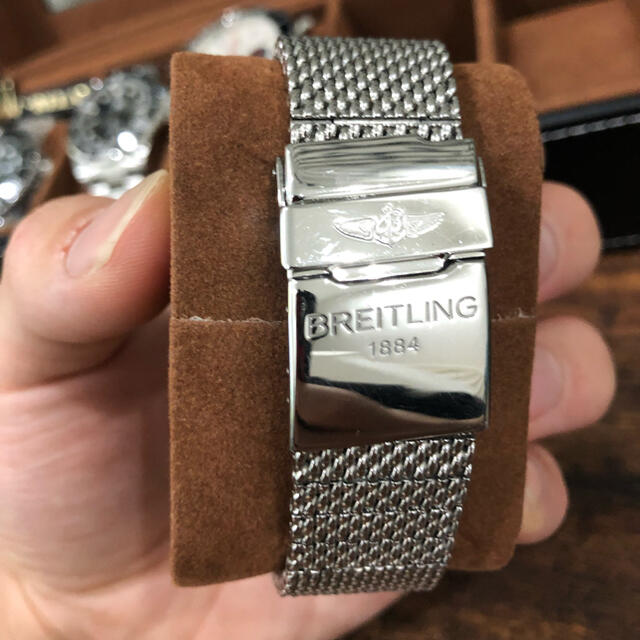 BREITLING(ブライトリング)の【限定】ブライトリング  スーパーオーシャンヘリテージ46 A23320  メンズの時計(腕時計(アナログ))の商品写真