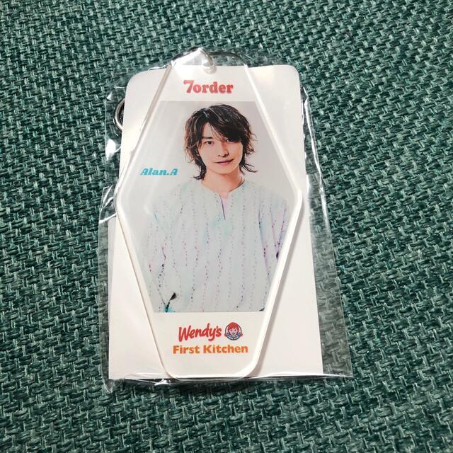 7order 阿部顕嵐 アクキー エンタメ/ホビーのタレントグッズ(アイドルグッズ)の商品写真