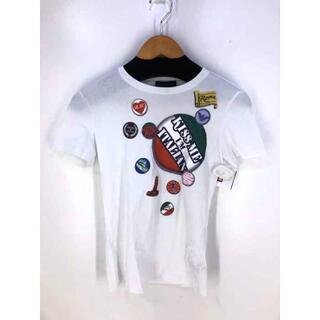 エンポリオアルマーニ(Emporio Armani)のEMPORIO ARMANI(エンポリオアルマーニ) プリントタイトカットソー(Tシャツ(半袖/袖なし))
