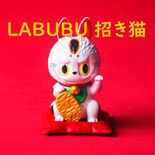 日本限定 LABUBU 招き猫(その他)