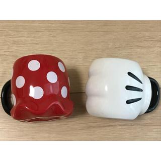 Disney - ミッキ&ミニー東京ディズニーシーキャラクターモチーフマグカップスーベニアWalt