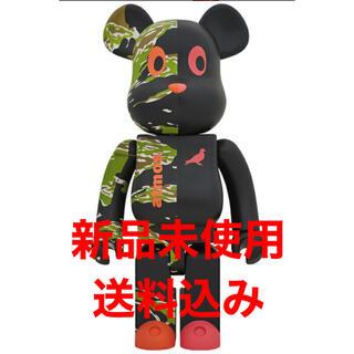 メディコムトイ(MEDICOM TOY)のBE@RBRICK × atmos × STAPLE #2 1000%(その他)